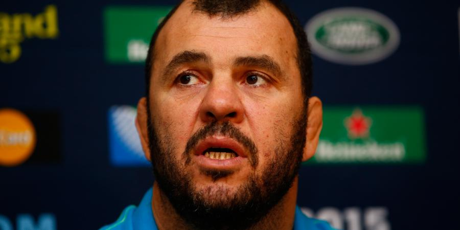 Cheeky Cheika breaks 'All Blacks' ban