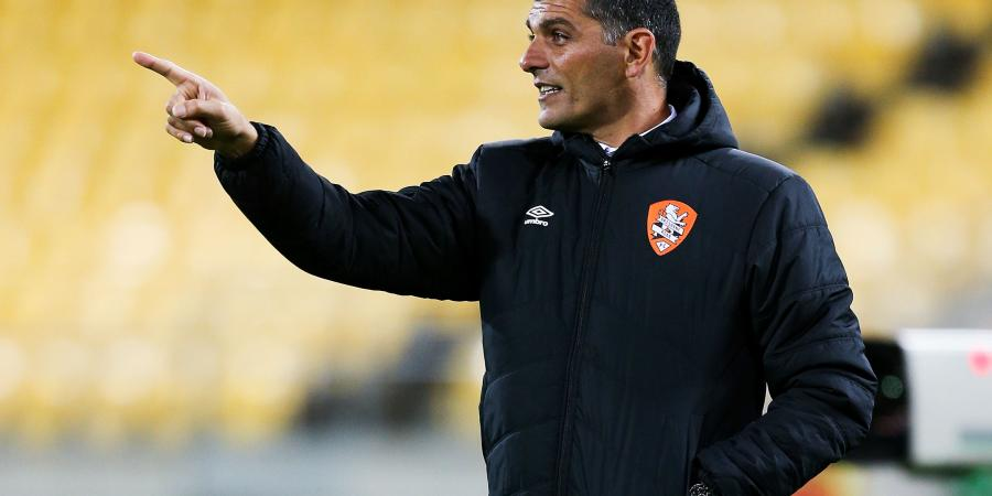 Aloisi aware of Reds' A-League theatrics