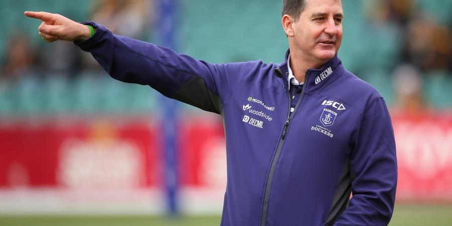 Six down, more to come for Dockers