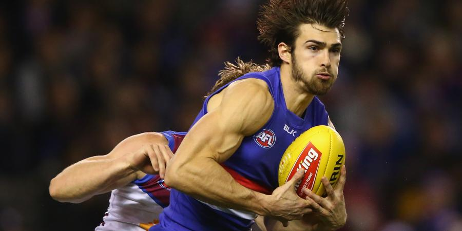 Wood surprised Dogs in AFL hunt