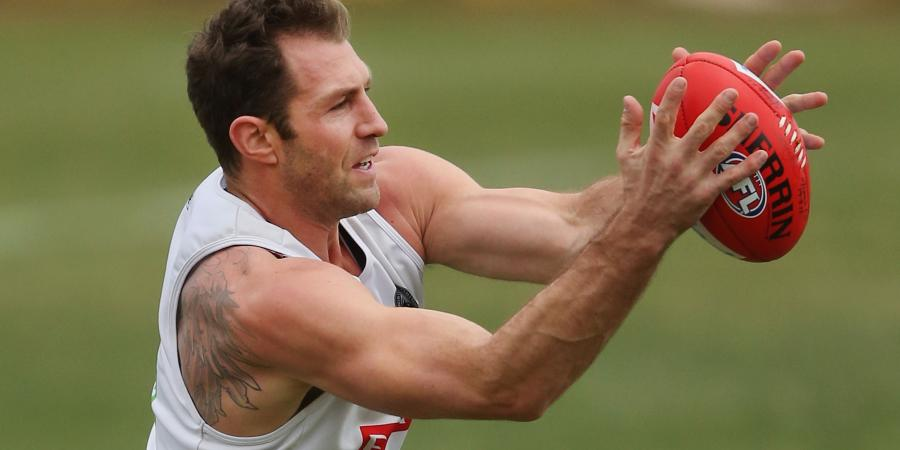 Coach calls Cloke AFL trade idea laughable