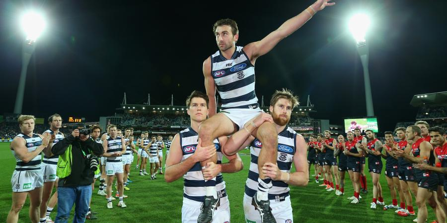 Thanks for the memories, Geelong