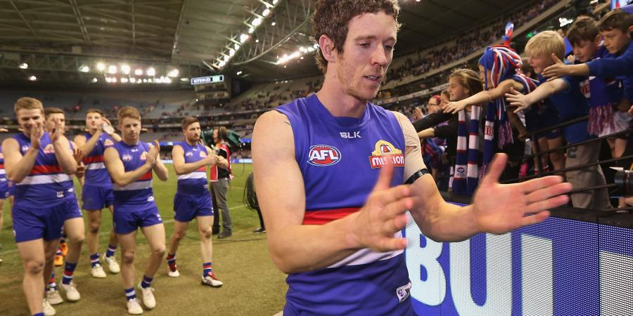 Young AFL 'Dogs are ready: Murphy