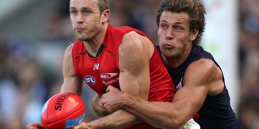 Demon Cross calls time on AFL career