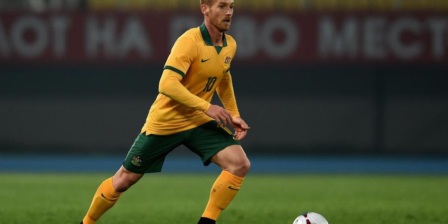 Bozanic shoots for Socceroos at Victory