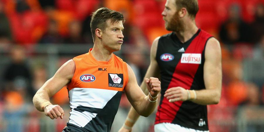 Palmer signs new two-year Giants AFL deal