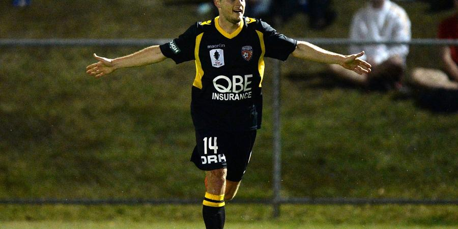 Perth to face Western Sydney Wanderers