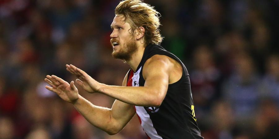 St Kilda re-sign Gilbert for 2 more years