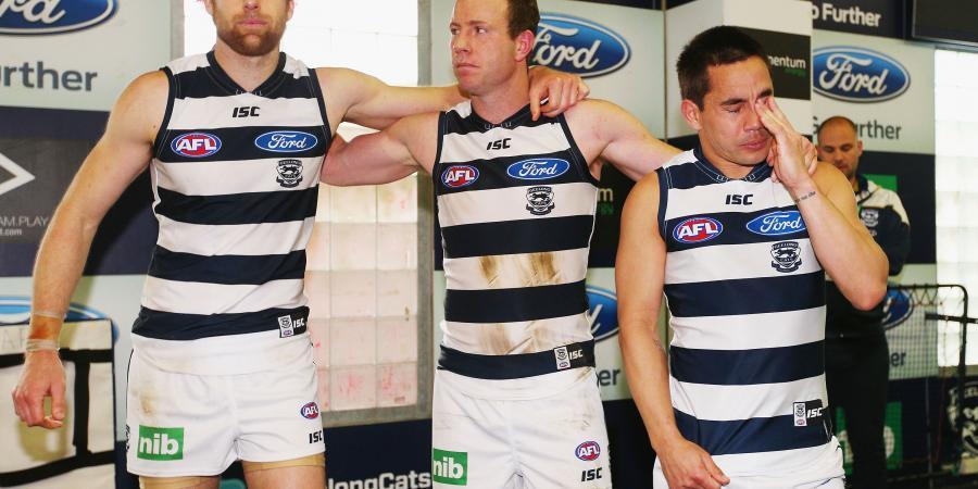 Cats end tough AFL season on a high