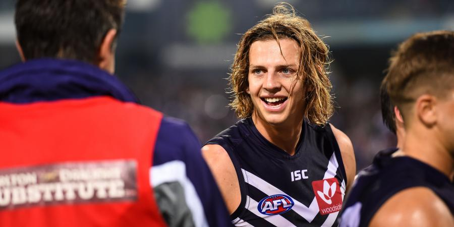 Fyfe not yet AFL finals certainty: Lyon