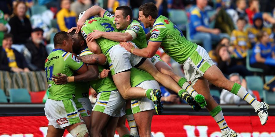 Raiders beat Eels in golden point thriller