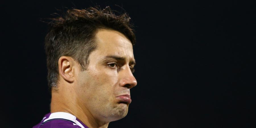 Storm ready to fire in NRL finals: Cronk