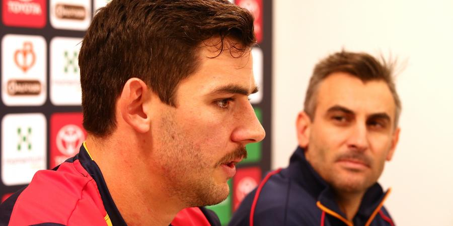 Crows at home on the MCG: coach