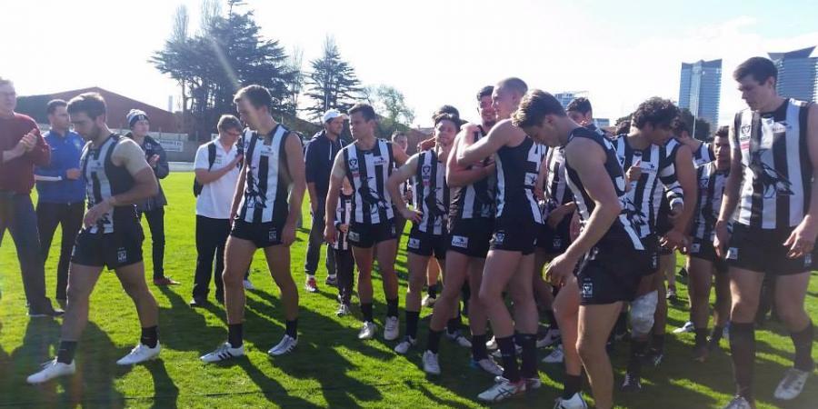 VFL 2nd Semi Final - Collingwood vs Sandringham Match Preview