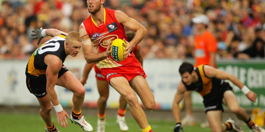 Gold Coast Sun swaps AFL for league