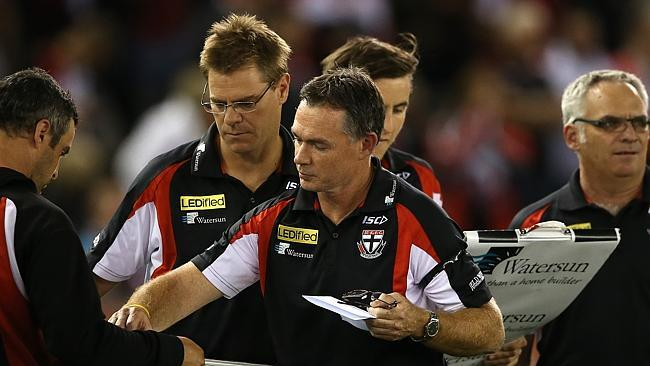 Five defining questions ahead of 2016: St Kilda
