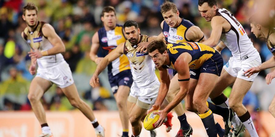 West Coast v Hawthorn Preview
