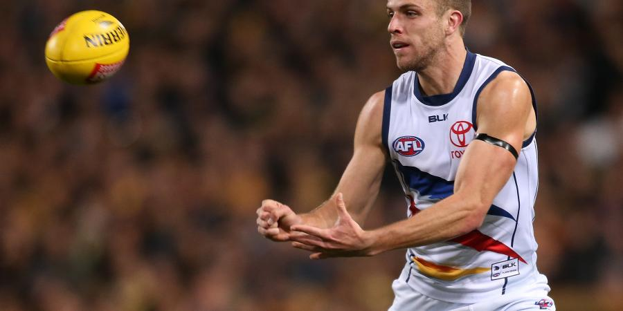 Crows clear Smith to play in AFL final