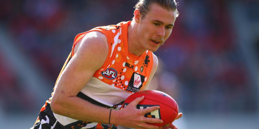 GWS Giants statement: Cameron McCarthy