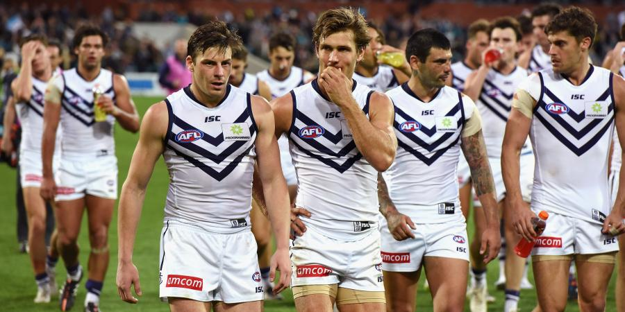 Misfiring Dockers aim to find mojo again