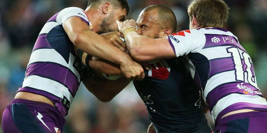 Storm upset Roosters in NRL final opener