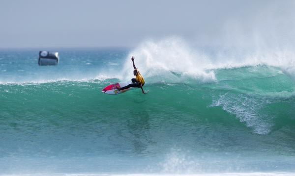 Some giants soared, other giants fell - Hurley Swatch Pro 2015