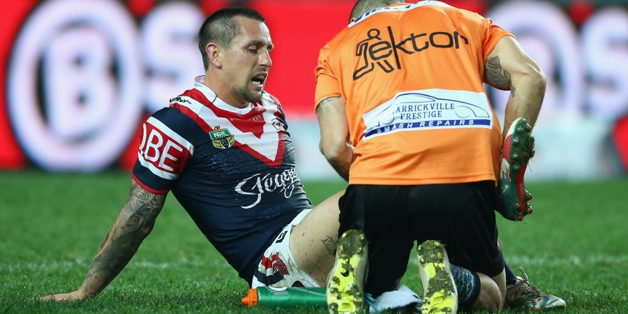 Pearce set to return for Roosters