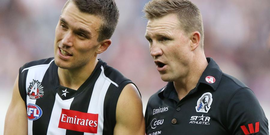 Collingwood delists four.