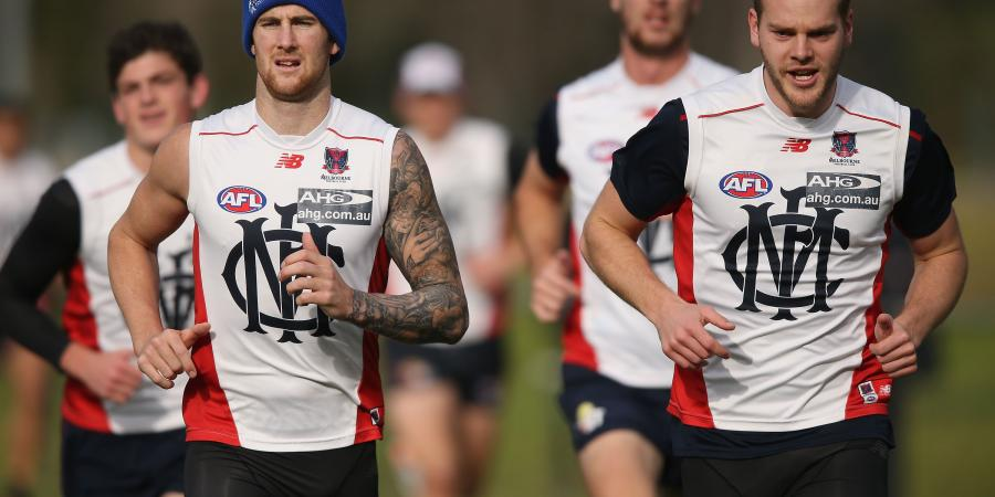 Dees pair AFL future unresolved