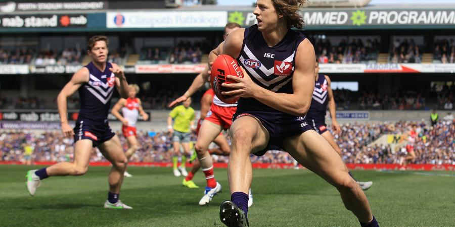 Fyfe wins second AFLPA MVP award