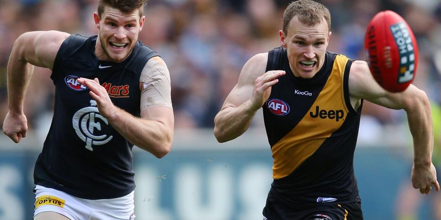 Richmond delist two with four retirements