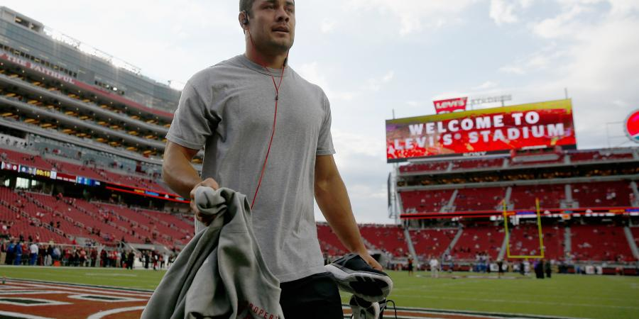 Hayne learned 'tough lesson in NFL opener