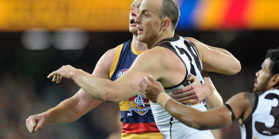 Crows bracing for physical Hawks