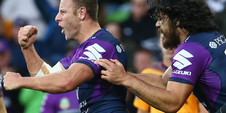 Storm won't change NRL tactics: Green