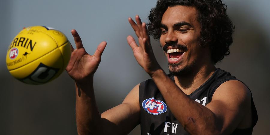 Pies to delist Young, banned AFL pair