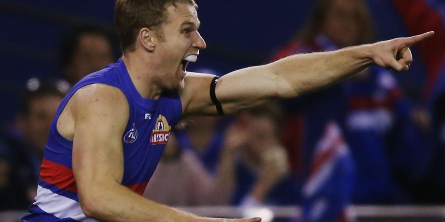 Bulldog Stringer hamstrung in AFL final