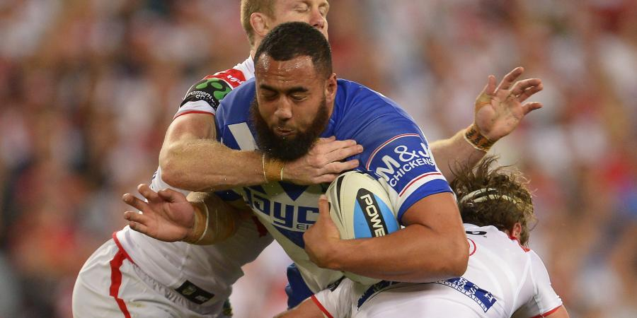 Dogs fire Kasiano for Evans re-match