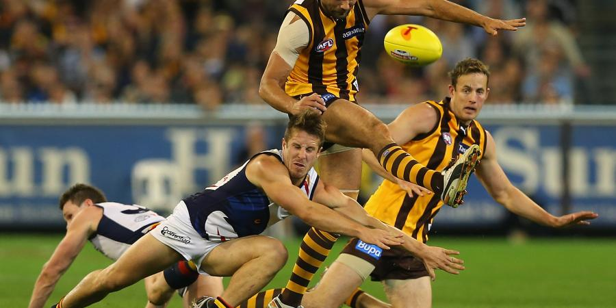 Crows won't copy Eagles in AFL final