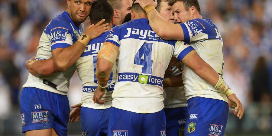 Virus sweeps through Bulldogs NRL squad