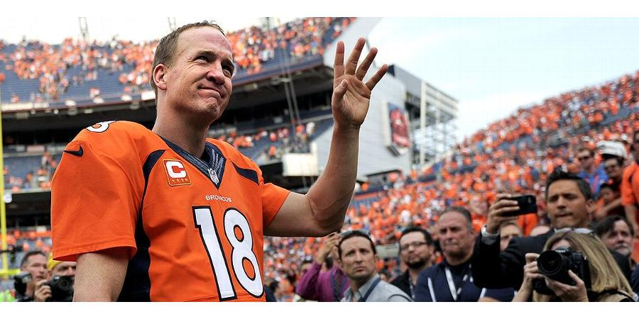 Why we still love Peyton Manning