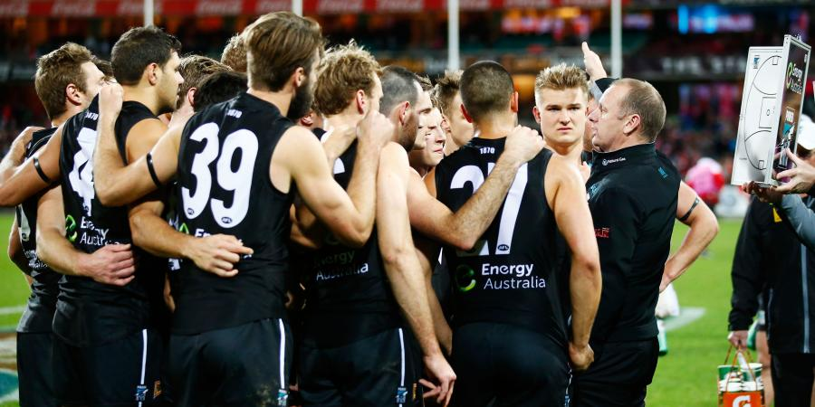 Five defining questions ahead of 2016: Port Adelaide