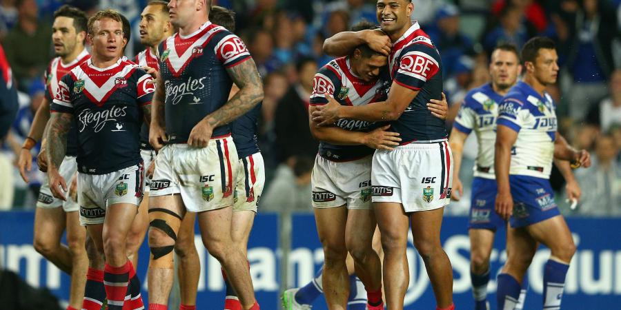Referee shocker mars Roosters NRL win