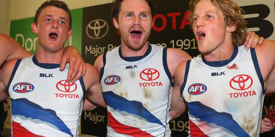 Dangerfield's Crows swan song?