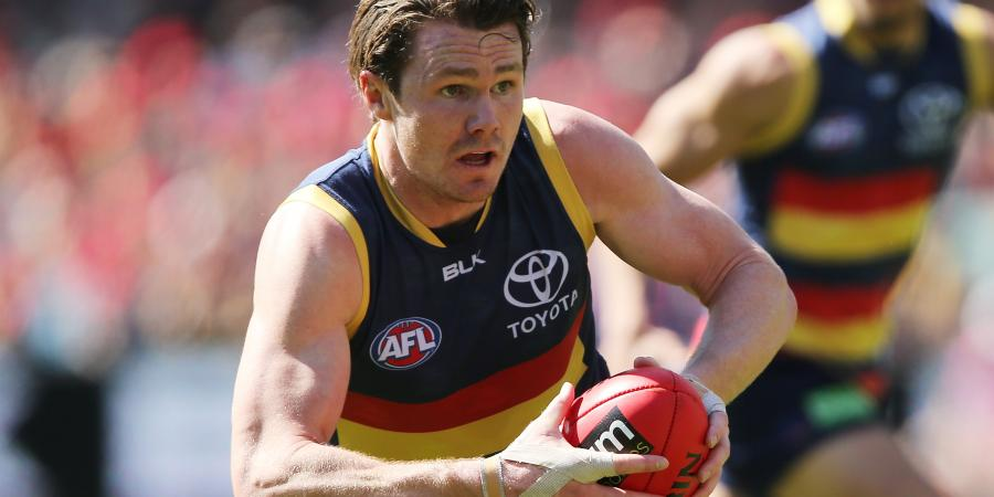 Cats keep mum on Crows star's AFL future