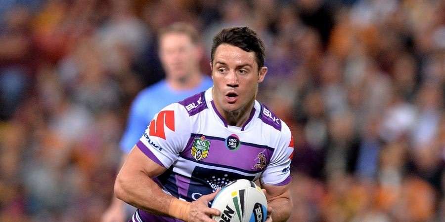 Cronk says losses galvanised Storm