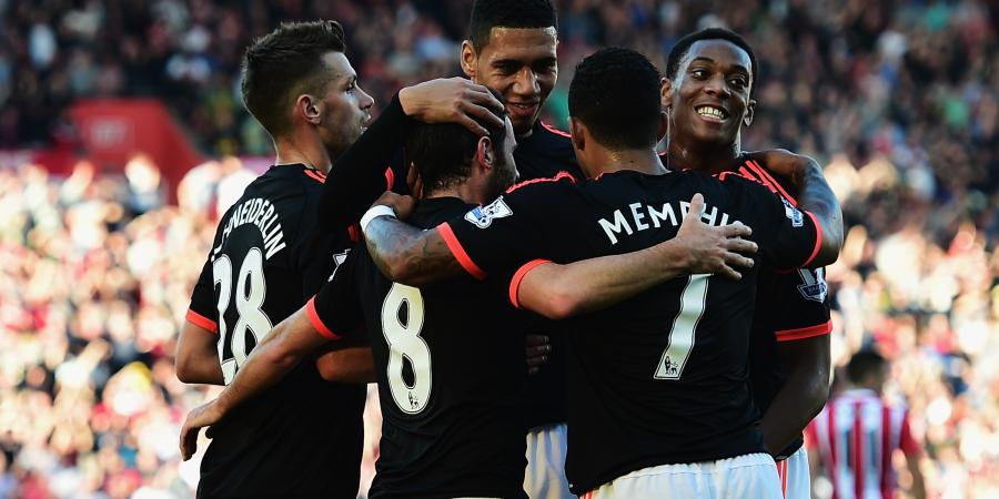 Southampton vs Manchester United: Manchester United Player Ratings