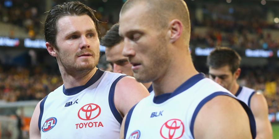 All eyes on Dangerfield at All Australian