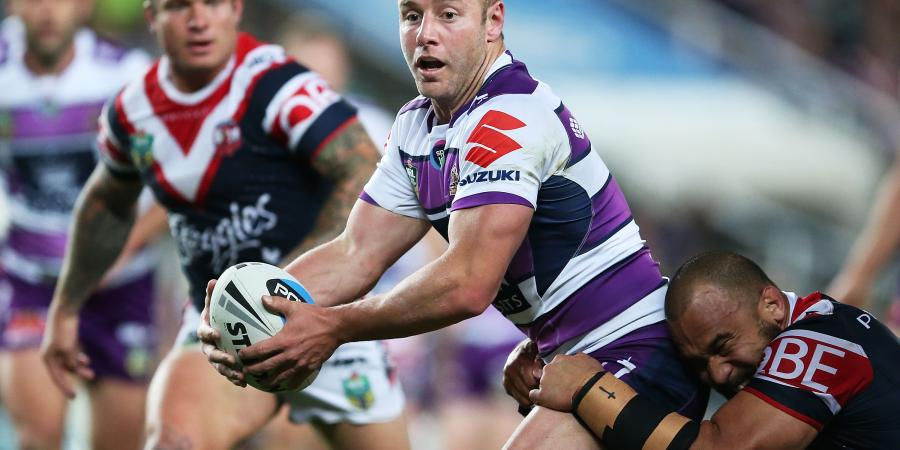 Cronk says Green key to Storm charge