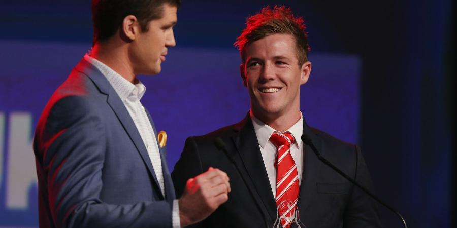 Younger Swans to step up: Parker