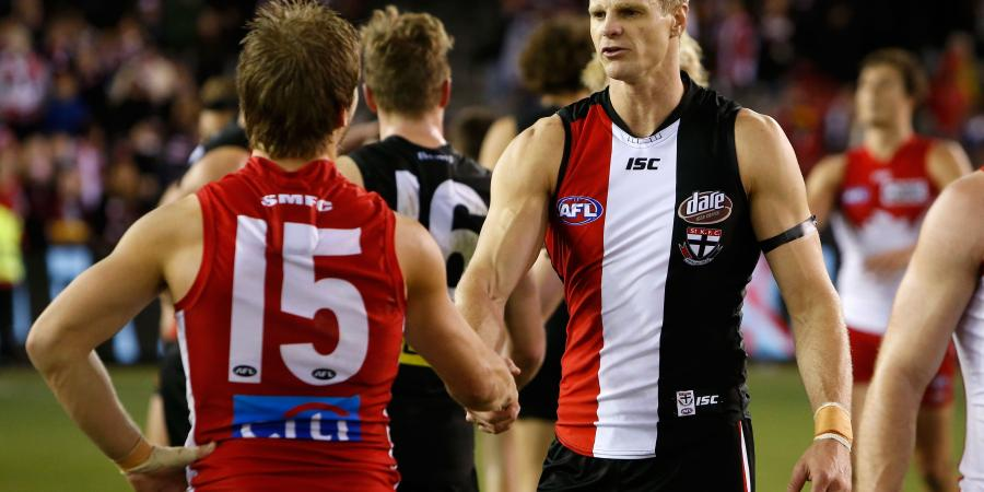 St Kilda's captaincy still undecided